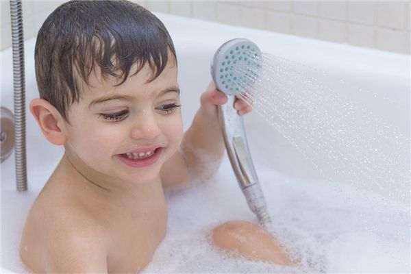 梦见儿子洗澡