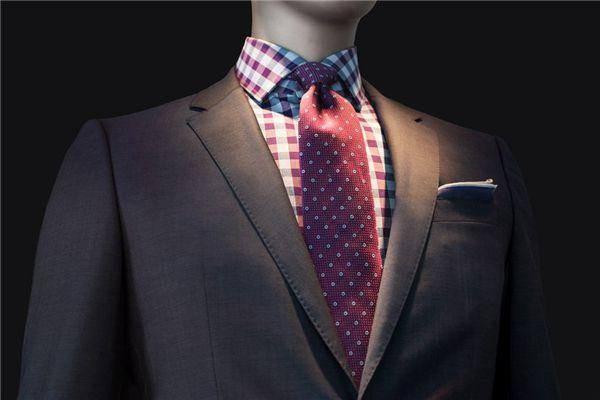 梦见买领带