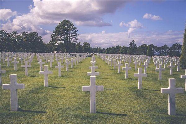 梦见购买墓地