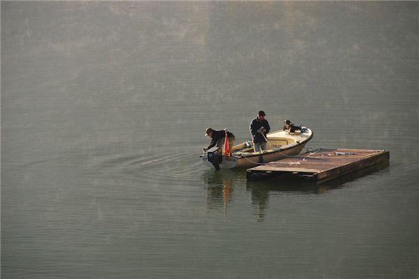 梦见别人捕鱼