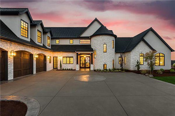 梦见买大房子