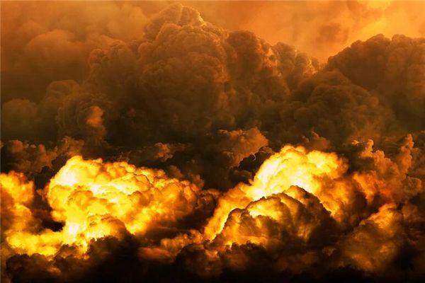 梦见炸弹爆炸