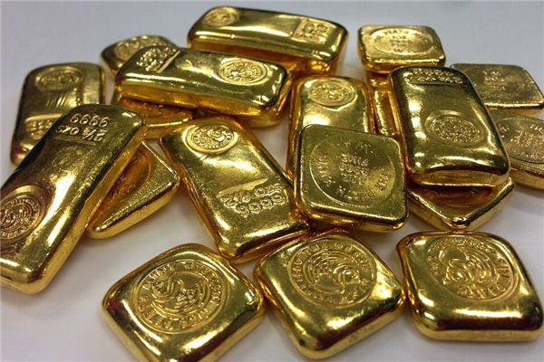 梦见买金子