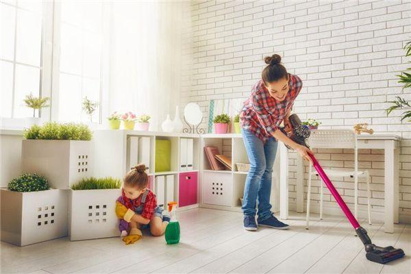 梦见打扫房子