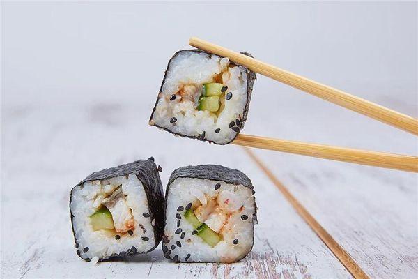 梦见吃寿司