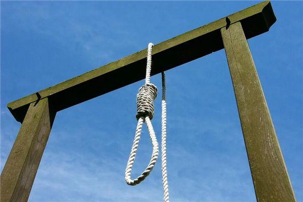 梦见父亲上吊死了