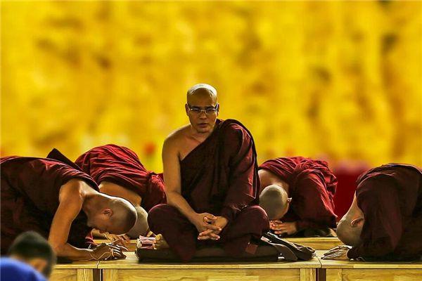梦见僧人或和尚