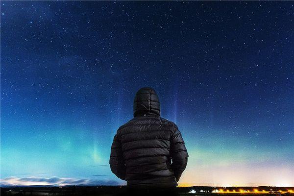 梦见自己是天文学家