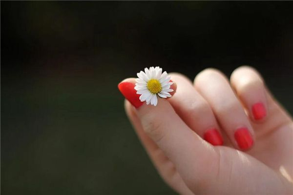 梦见男友给我剪指甲