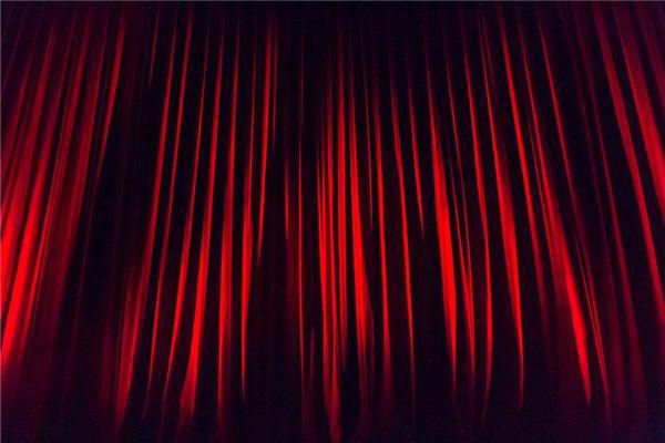 梦见红色窗帘