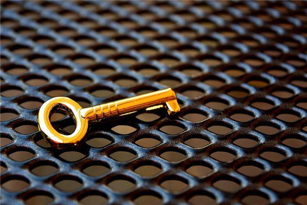 梦见捡钥匙