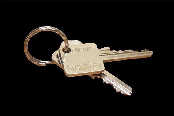 梦见钥匙丢了