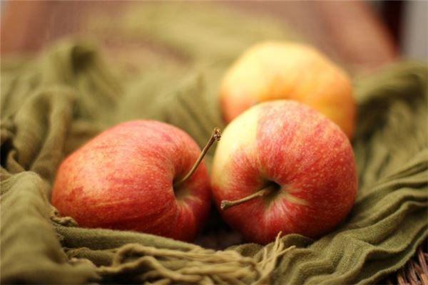 梦见大苹果