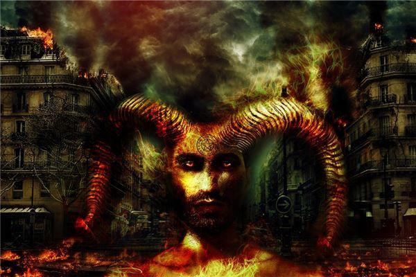 梦见和魔鬼交谈