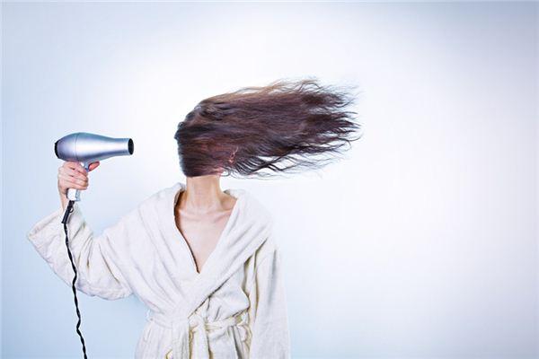 梦见洗头发是什么意思