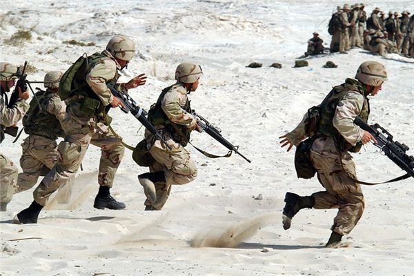 梦见战争是什么意思