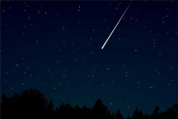 梦见流星雨是什么意思