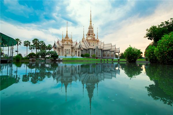 梦见庙宇是什么意思