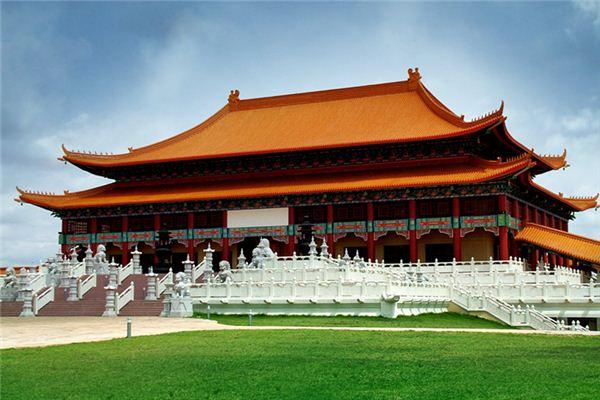 梦见寺庙是什么意思
