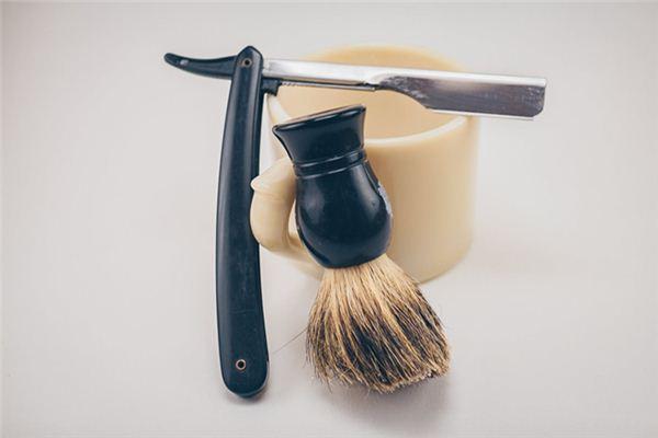 梦见刮胡子是什么意思
