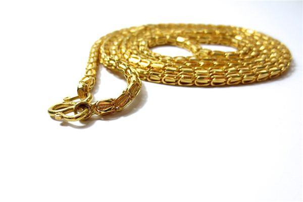 梦见金项链是什么意思