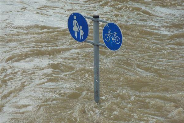 梦见发洪水是什么意思
