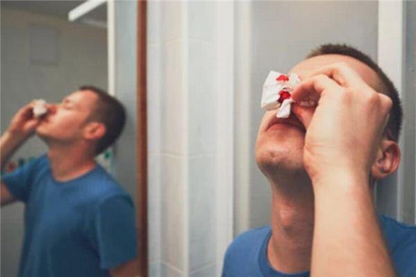 梦见流鼻血是什么意思