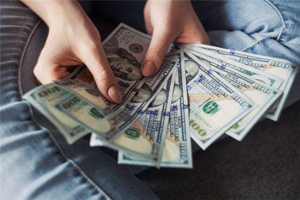 梦见捡到假钱是什么意思