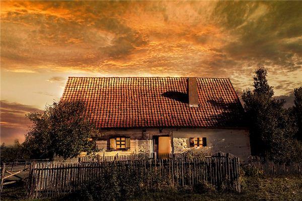 梦见旧房子是什么意思