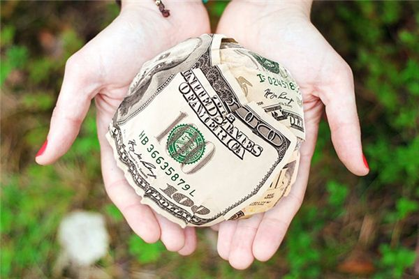 梦见捐钱是什么意思