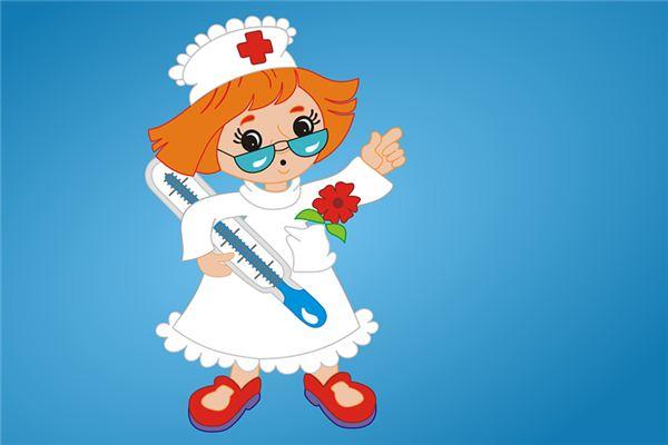梦见护士是什么意思