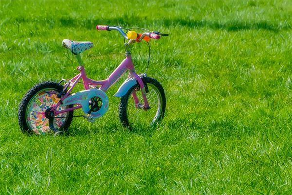 梦见脚踏车是什么意思