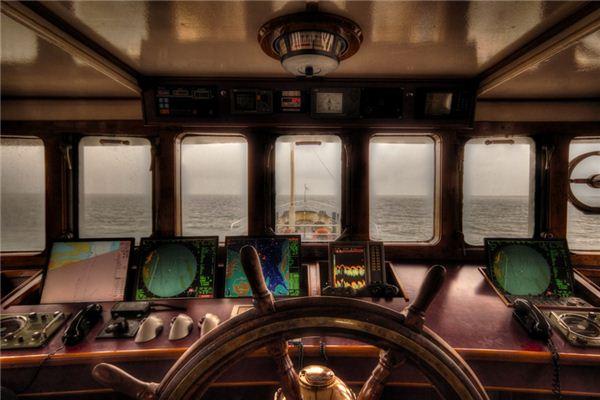 梦见船舵是什么意思