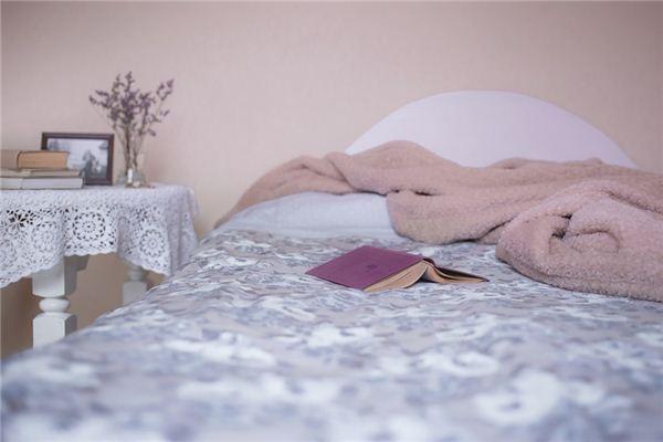 梦见床铺是什么意思