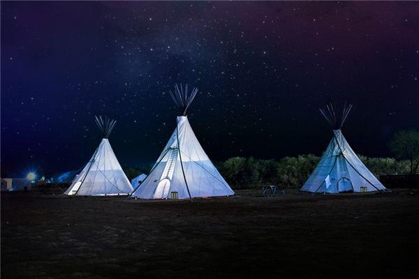 梦见帐篷是什么意思