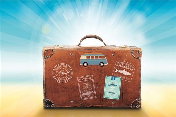 梦见行李是什么意思