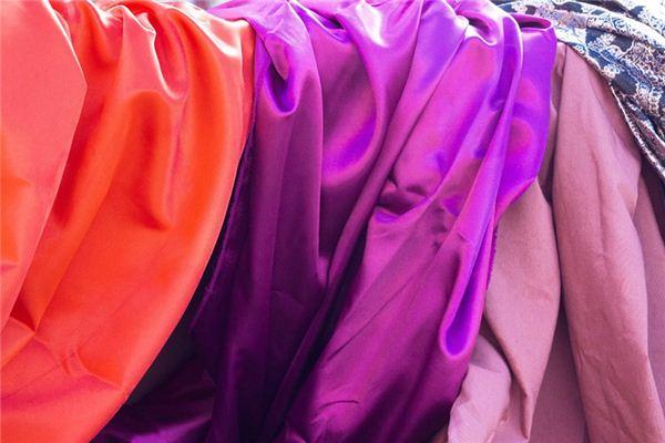 梦见丝绸是什么意思