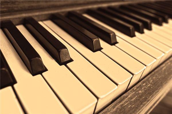 梦见钢琴是什么意思
