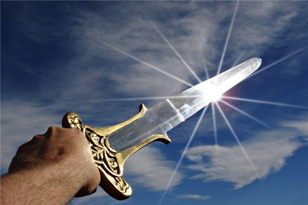 梦见武器是什么意思