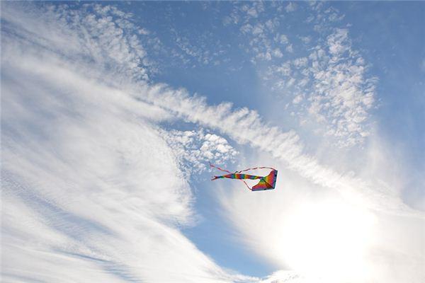 梦见风筝是什么意思