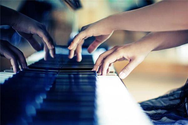 梦见弹琴是什么意思
