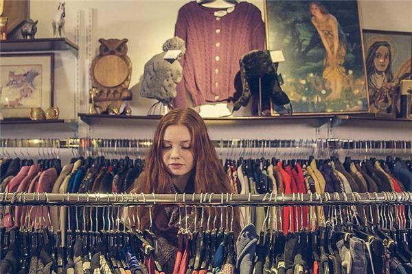 夢見時裝店是什么意思