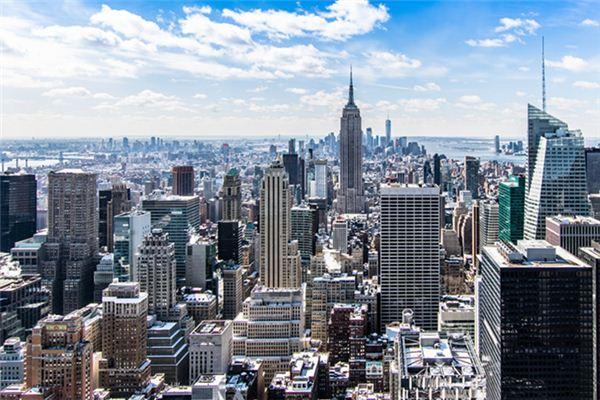 梦见城市是什么意思