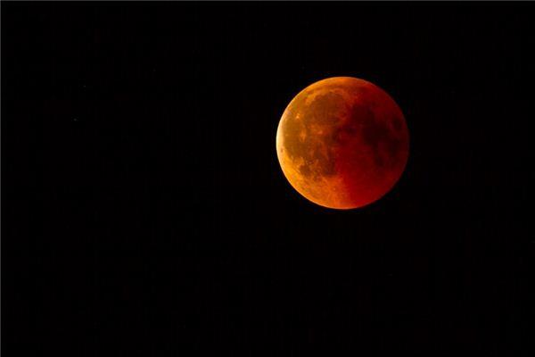 梦见月食是什么意思