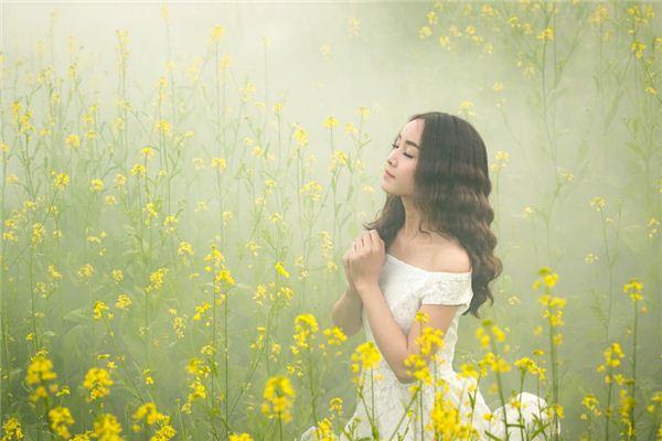 梦见祈祷是什么意思