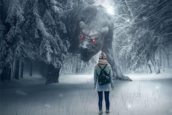 梦见怪物是什么意思