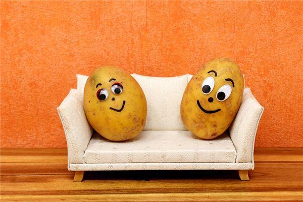梦见土豆是什么意思