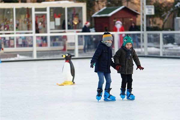 梦见溜冰是什么意思