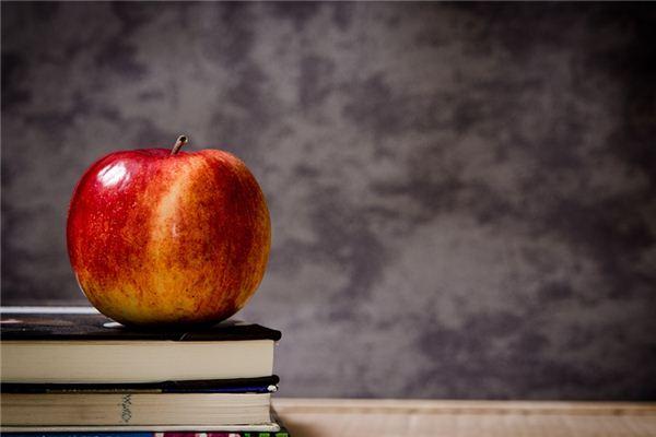 梦见送苹果是什么意思