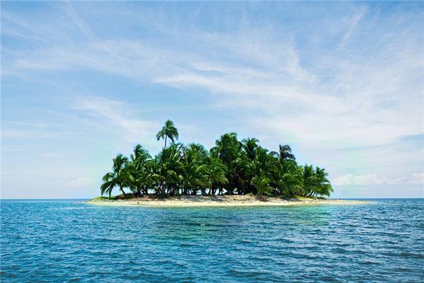 梦见岛是什么意思